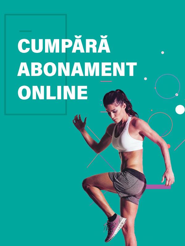 Cumpără abonament online